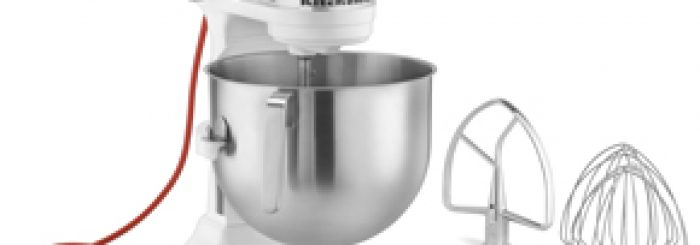 Averie is giving away a KitchenAid 7-quart Stand Mixer
